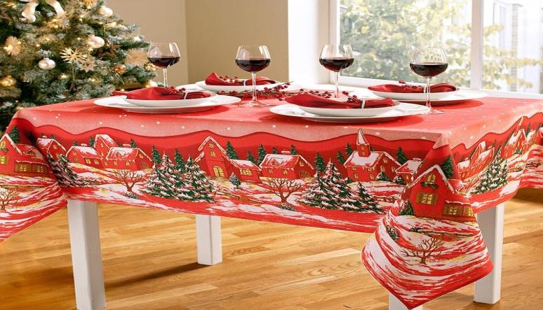 Sviatočné stolovanie