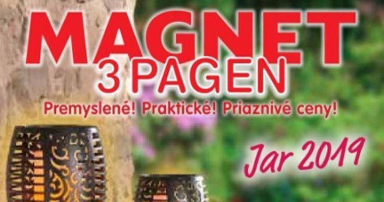 Prečo nakupovať v Magnet 3Pagen