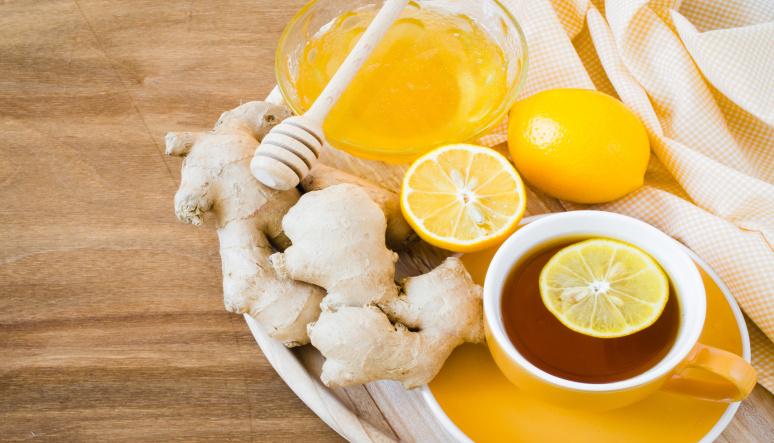 Zatočte s chrípkou, pomôže Vám chren a zázvor