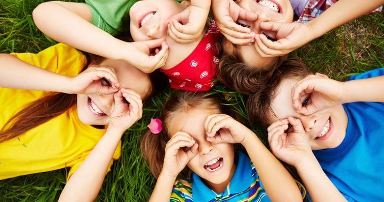 Záhradná slávnosť ku Dňu detí