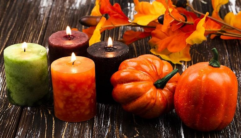 Vo farbách jesenného lístia