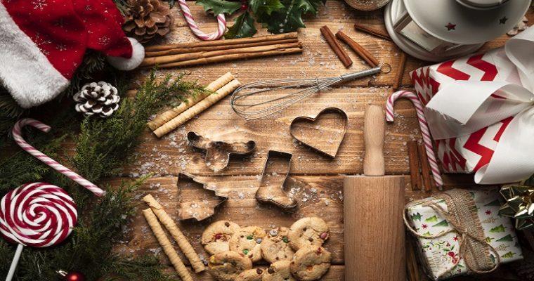 Vychytávky pre prípravu vianočného pečiva