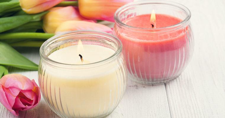 Vyrobte si originálnu sviečku