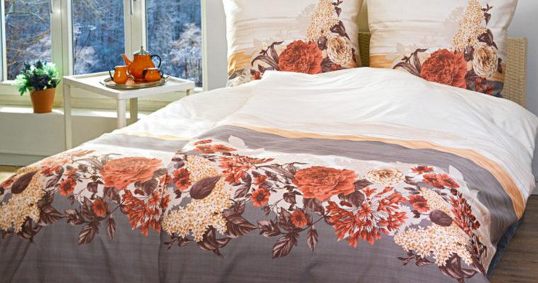 Ako vybrať vhodný textil do spálne